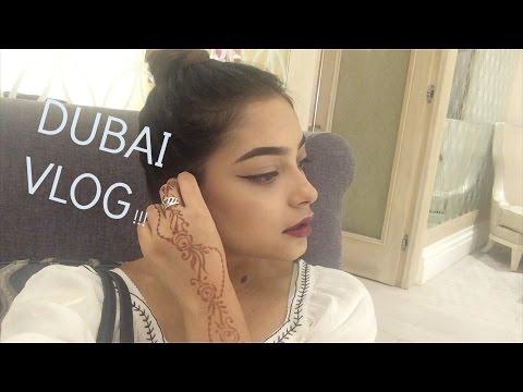 VLOG: I WENT TO DUBAI !!! #Vlog4   Tashfia Mahmud