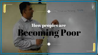 Teaser - How peoples are Becoming Poor  | Fun Fact video |
