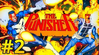 The Punisher: Arcade   Stage 2