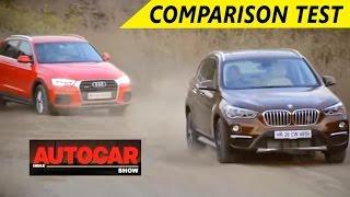 comparison test bmw x1 vs audi q3   autocar india