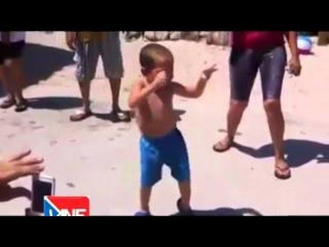 bebe sexi bailando