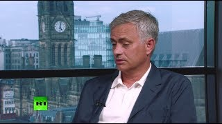 'Belgium deserves to be third': Mourinho on Belgium's World Cup win over England