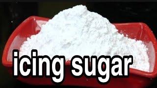 கக சயய icing sugar சயவத எபபடhow to make Icing sugar at home in tamil Confectioners sugar