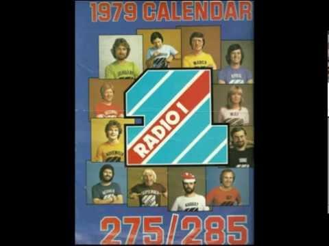 UK RADIO ONE 1979 Top 40 part 1/2