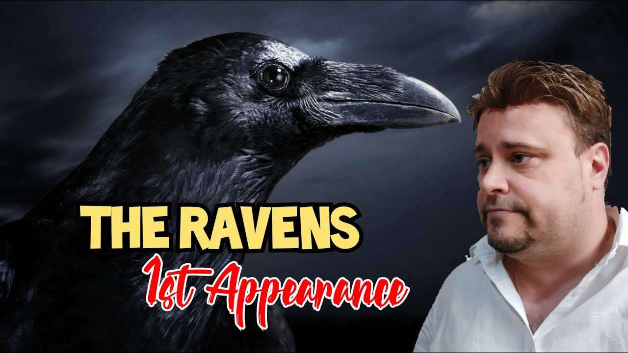 Mike in The Night Episode 66 - 1st Appearance  of the Raven
