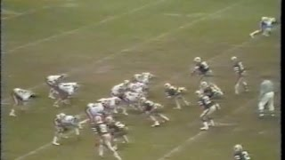 1985 Colorado High School Football AAA State Championship SecondHalf