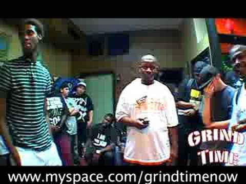 Grind Time Presents: Andrew Adams vs D-Grace