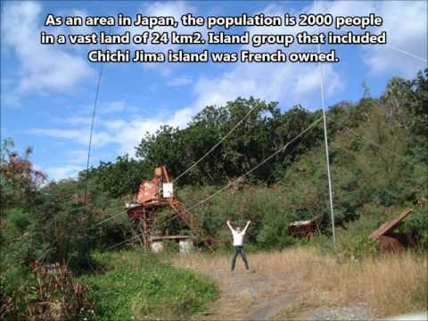 JD1BMH Chichi Jima Island Bonin Islands Ogasawara Islands. From dxnews.com