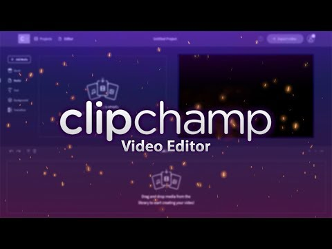 How To Use Clipchamp Video Editor (Tutorial)