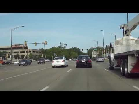 [IL] IL 68 EB (Dundee Road) from Buffalo Grove to Northbrook (May 2012)