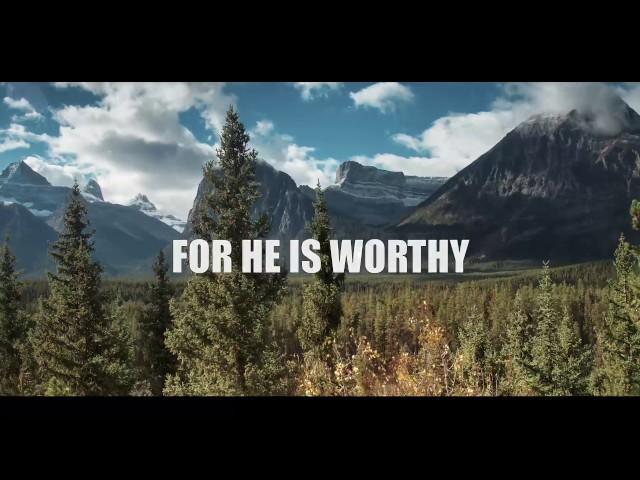 HE IS WORTHY By Wura Grant