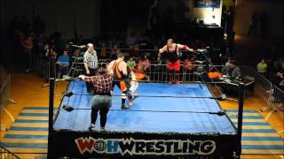 """Redneck"" Randy and Brandi Walker vs. ""The Mighty"" Fronz Roddy and Mister Mann"