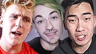 JAKE PAUL vs RICEGUM (The Most Family Friendly Internet Beef)
