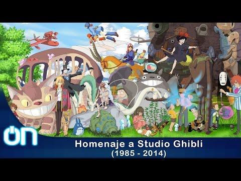 Homenaje a Studio Ghibli (1985 - 2014) [Reportaje]