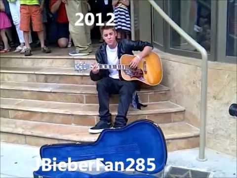 Justin Bieber Avon Theatre 2007-2012 -