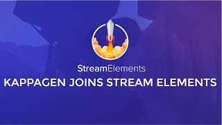 Welcome to StreamElements KappaGen users thumbnail
