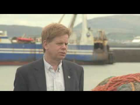 ICELAND MUSIC CLIP - Whale Hunting.