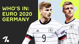 No Havertz?! How Germany should line up at Euro 2020!