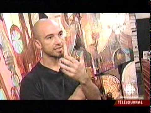 Besner Entrevue Téléjournal Radio-Can (12 nov. 04) CBFT.mpg