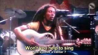 Bob Marley - Redemption Song - Subtitulado Español & Inglés