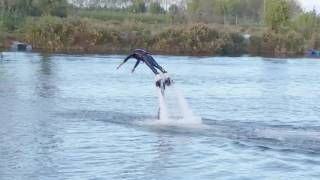 Second Time on FlyBoard