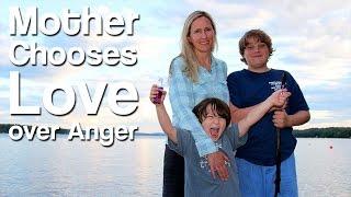 Sandy Hook Mother Chooses Love Over Anger