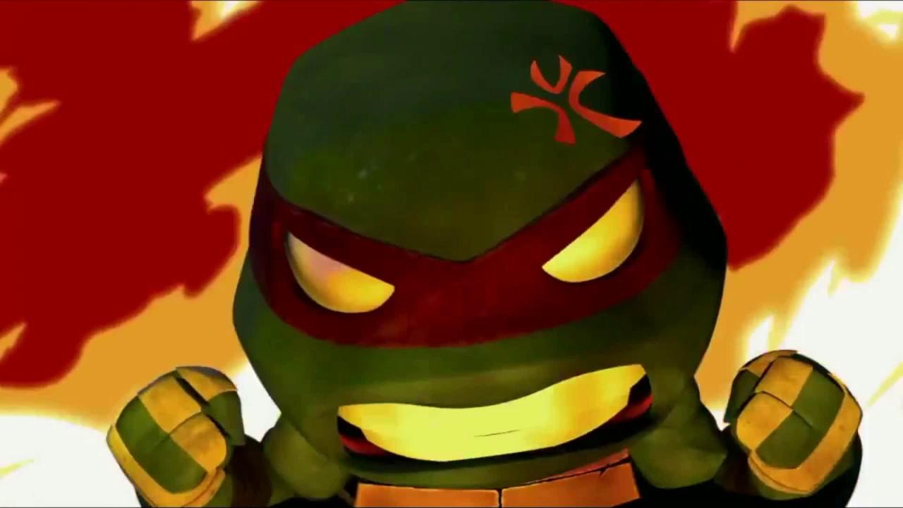 Best Of Raphael | TMNT 2012 Season 1 #1