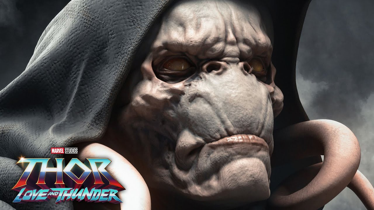 Download Thor Love and Thunder FIRST LOOK Villain | Leaked Gor the Godbutcher Christian Bale on Set