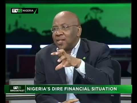 Nigeria's Dire Financial Situation