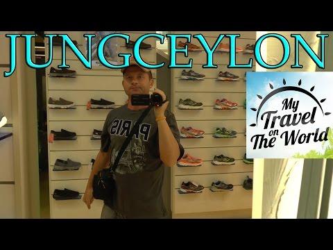 Торговый центр JUNGCEYLON (Джанг Цейлон) в Патонге - Пхукет