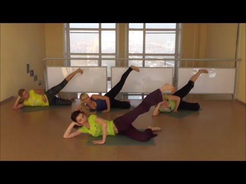 как похудеть комплекс упражнений