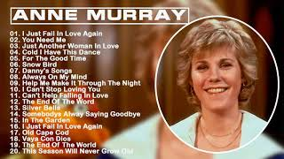 Anne Murray Greatest hits 2021- Best Songs of Anne Murray- OLDIES BUT GOODIES