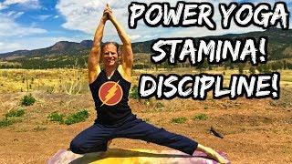 Power Yoga Conditioning - Stamina & Discipline Workout