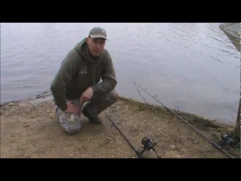Episode 39 - Horseshoe Lake Lechlade - Carp Fishing