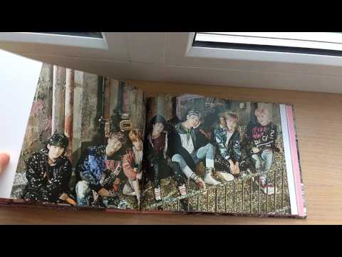 BTS You Never Walk Alone Right version photobook