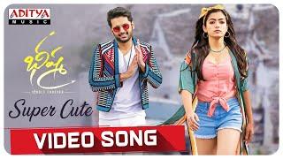 Super Cute Video Song From Bheeshma Movie | Nithiin, Rashmika
