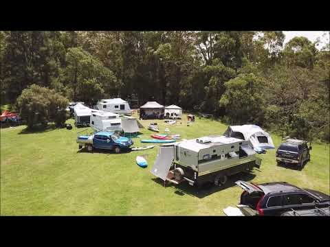 Shallow Crossing Camping Ground Clyde River NSW