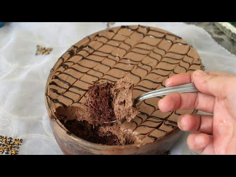 الكيكة او الحلوى البرازيلية الرهيبة التي اثارت ضجة في العالم العربي بطريقتي المبسطة ضروري تجربوها thumbnail
