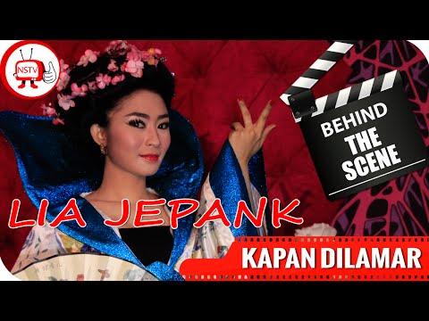 Lia Jepank - Behind The Scenes Video Klip Kapan Dilamar - NSTV