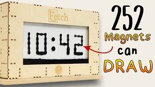 World's Largest Open-Source Ferrofluid Display - Fetch #8