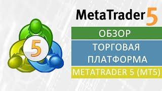 metatrader 5  ФОРЕКС Платформа  mt5 Обучение  Метатрейдер 5 скачать