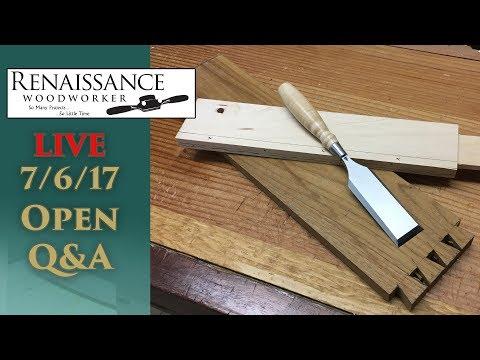 Open Q&A, RWW Live