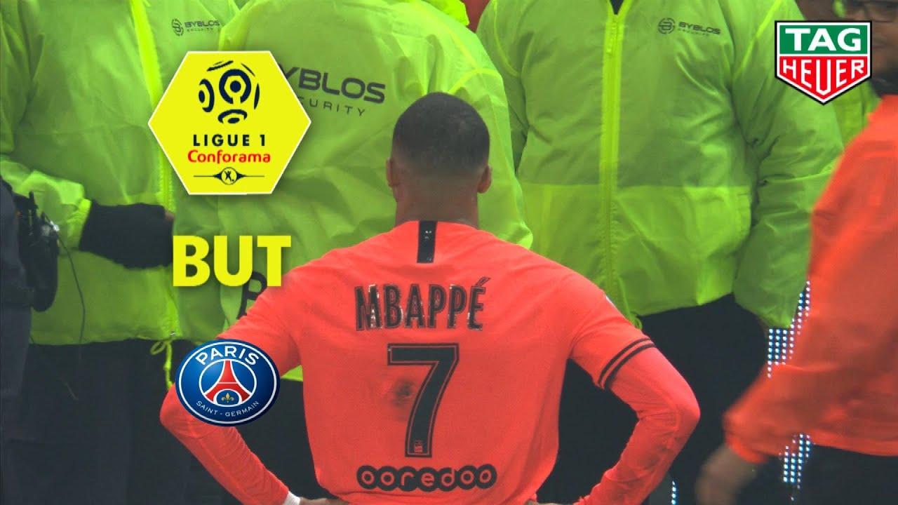 But Kylian Mbappe 89 As Saint Etienne Paris Saint Germain