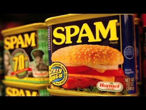 Hormel CEO: Spam is no joke!