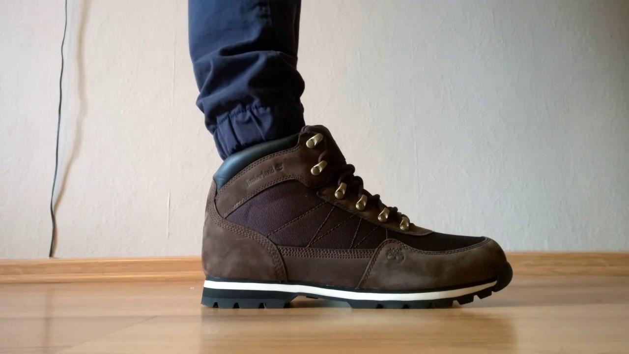 Buty Shoes Timberland Euro Hiker Ftb 6659a Na Nogach On