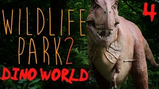 Wildlife Park 2: Dino World | Ep.04 - To Be A Lumberjack.