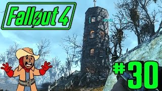 [30] Like A Princess Trapped In A Tower! (Fallout 4 Playthrough PC - Survival Difficulty)