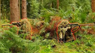 Ghillie Suit Sniper DUO Invisible To Enemy (Airsoft)