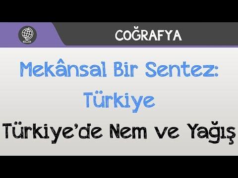 Mekânsal Bir Sentez: Türkiye -...