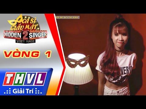THVL | Ca sĩ giấu mặt 2016 – Tập 1: Khởi My | Vòng 1: Dễ Thương